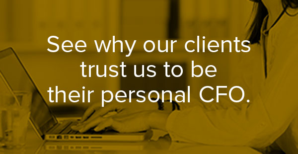 See why our clients trust us to be their personal CFO.