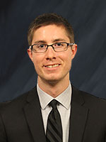 Andrew Blessman, Associate Planner